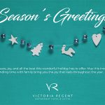 Happy Holidays from the Victoria Regent