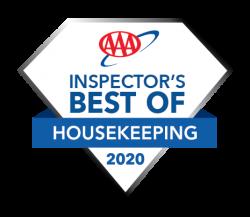 AAA - Housekeeping Award
