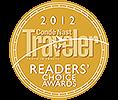 Conde Nast Traveler Award - Victoria Regent Hotel, Victoria