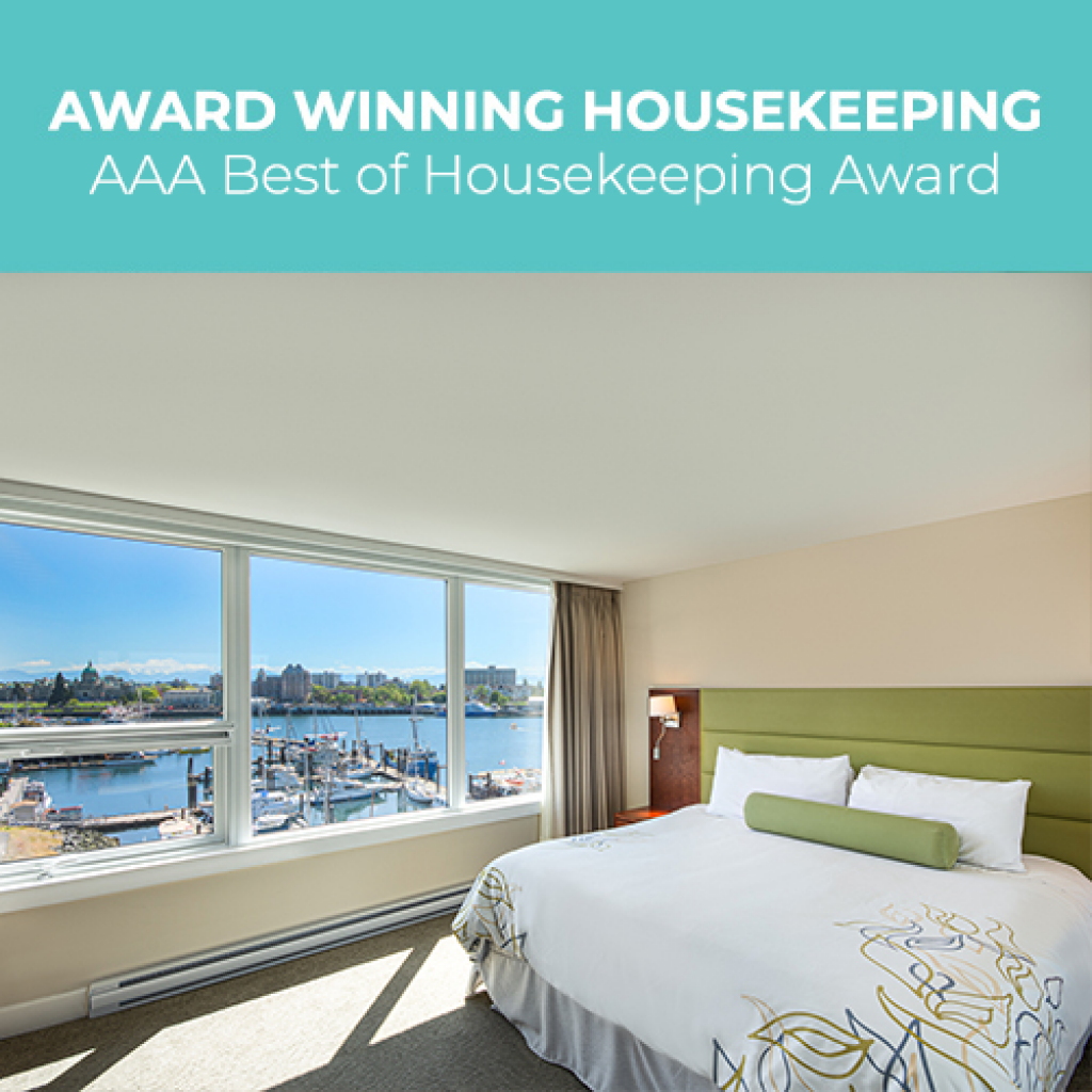 Housekeeping - Victoria Regent Hotel, Victoria