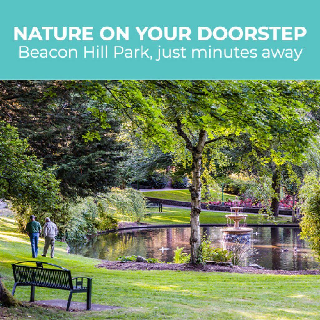 Becon Hill Park - Victoria Regent Hotel, Victoria