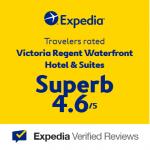 Expedia - Victoria Regent Hotel, Victoria