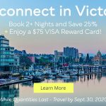 Reconnect in Victoria this Summer!