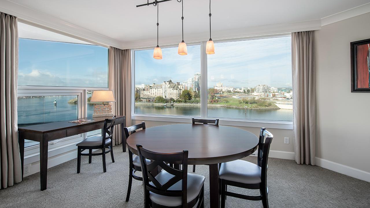 Dining Room - Victoria Regent Hotel, Victoria